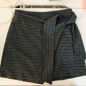 Aritzia Wilfred Woolen Skirt
